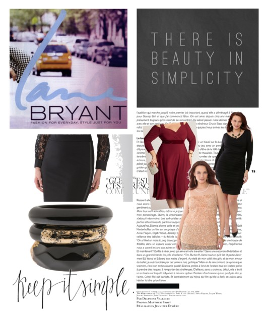 Keep It Simple, Shop Lane Bryant