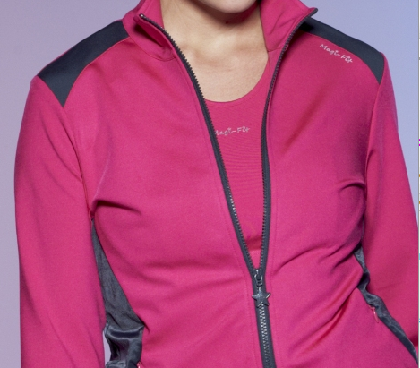 SimplyBe Migi Fit Track Jacket, 6-26, $77