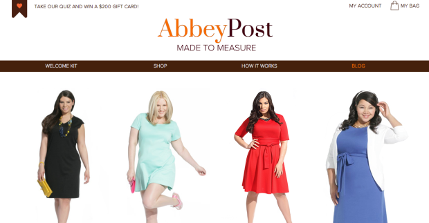 Abbey Post.com | Made To Measure